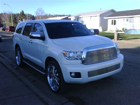 Custom Toyota Sequoia Toyota Sequoia Custom Suv Tuning