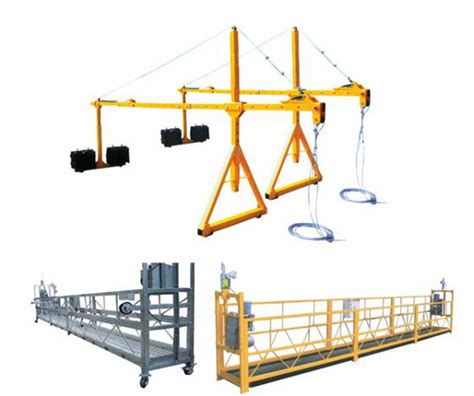 swing scaffold swing stage bbt com