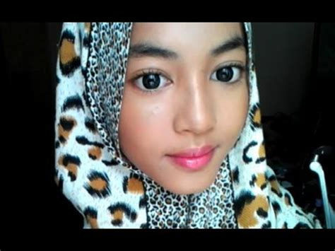 tutorial makeup natural muka bulat tutorial makeup natural muka bulat mugeek vidalondon