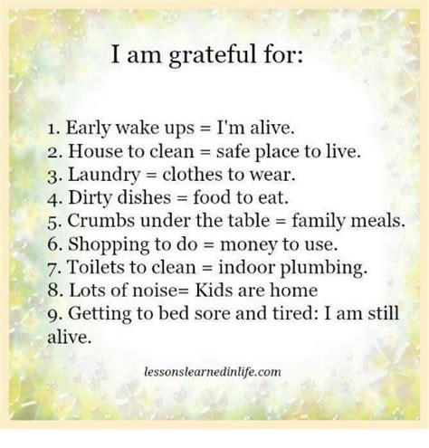how to wake up to a clean home i am grateful for 1 early wake ups i m alive 2 house to