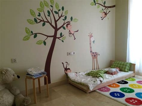 id馥s couleur chambre chambre enfant coloree deco bureau enfant la girafe