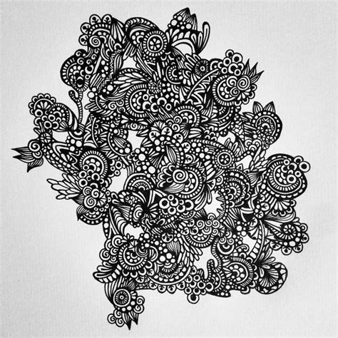 zentangle pattern drawing as meditation 69 best images about my doodles alevakii on pinterest