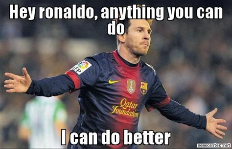Ronaldo Memes - best ronaldo messi memes from sunday s battle soccerly