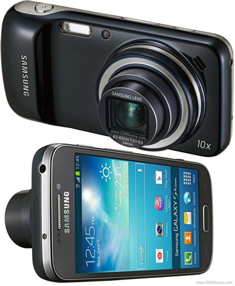 Samsung Zoom Samsung Galaxy S4 Zoom Pictures Official Photos