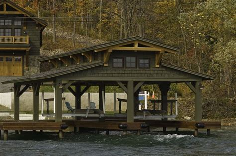 japanese boat house japanese timber frame plans residential boat dock pavilion on canandaigua lake
