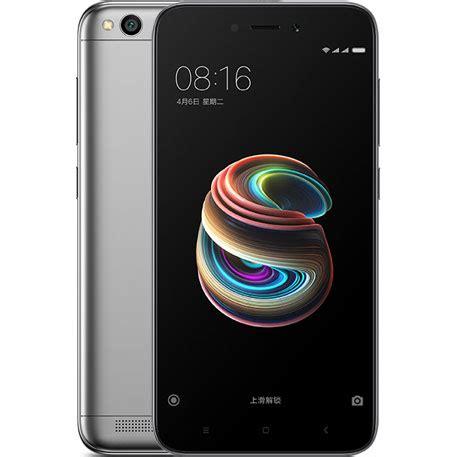 New Xiaomi Redmi 5a 2gb 16gb Garansi Resmi Tam xiaomi redmi 5a 2gb 16gb dual sim gray reviews price buy at nis store