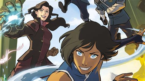 the legend of korra turf wars part one the legend of korra turf wars part one comic review