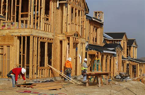 construction home u s housing outlook still promising despite rise in rates