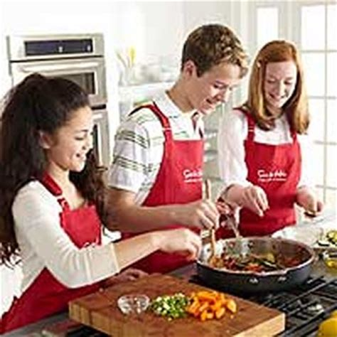 how to cook with teenagers