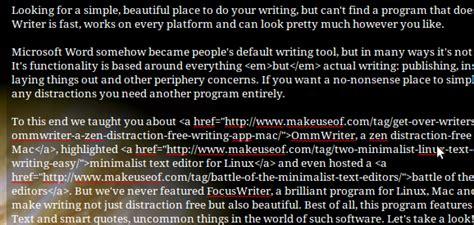 minimalist writing software focuswriter minimalist distraction free beautiful