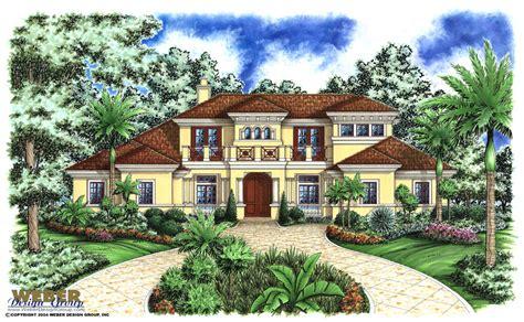 weber design group home plans casablanca house plan weber design group naples fl