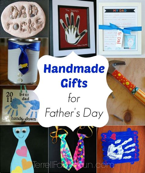 Fathers Day Handmade Gifts - handmade gifts for s day by