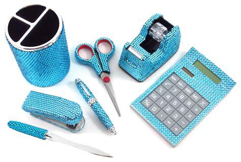 rhinestone desk accessories rhinestone desk accessories large bling rhinestone