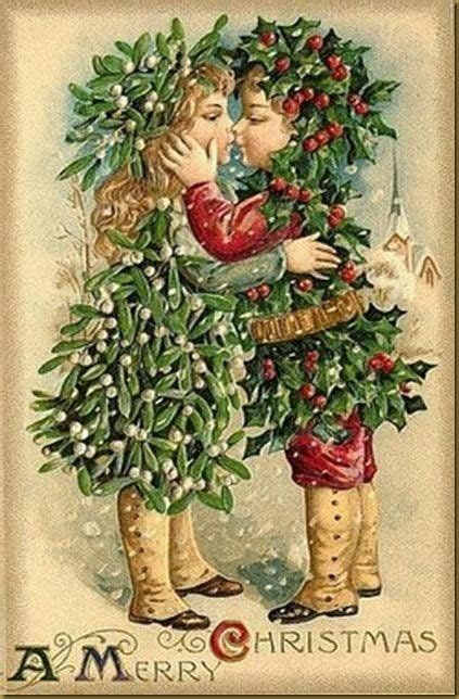 mistletoe rubber st the 25 best antique post cards ideas on post