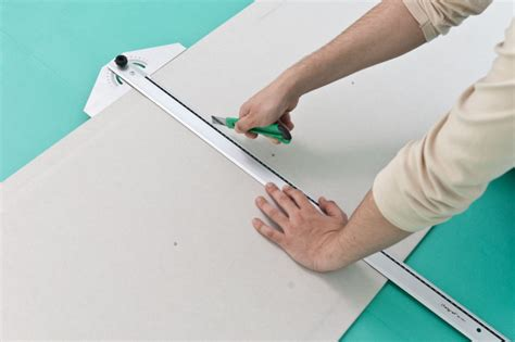 Ceiling Board Cutter - how to install a drywall ceiling