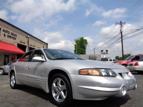 auto air conditioning service 2002 pontiac bonneville free book repair manuals purchase used 2002 pontiac bonneville sle in 5010 w market st greensboro north carolina