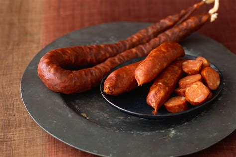 chorizo spanish pork sausage recipe