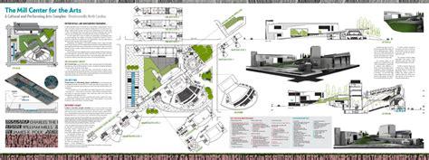 landscape layout ppt landscape architectural presentation board www pixshark