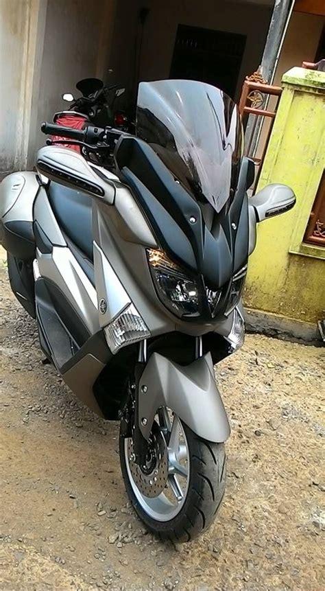 Variasi Motor Gaul Windshield Visor Winsil Yamaha Nmax Merk Nemo New galeri modifikasi yamaha n max di indonesia warungasep