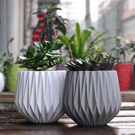 modern ceramic pots modern decoration ceramic indoor plant pot flower pot home