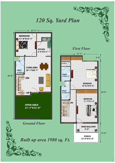 home design 100 sq yard 100 120 sq yard home design luxury 3 floor house