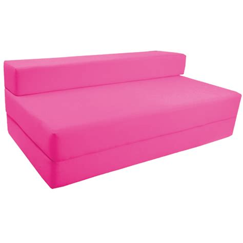 Sofa Bed Foam Mattress Fold Out Foam Guest Z Bed Chair Folding Mattress Sofa Bed Futon Sofabed Ebay