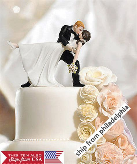 Wedding Toppers by And Groom Wedding Figurine