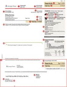 Electric Car Electricity Bill Understand Your Bill Front For My Home Power