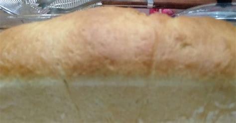 resep roti tawar panggang oven enak  sederhana