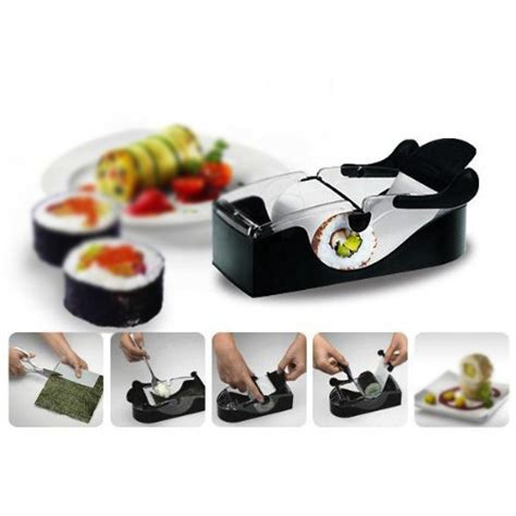 Sushi Roller Sushi Roller New 2 phfu sushi maker sushi roller in sushi tools from home