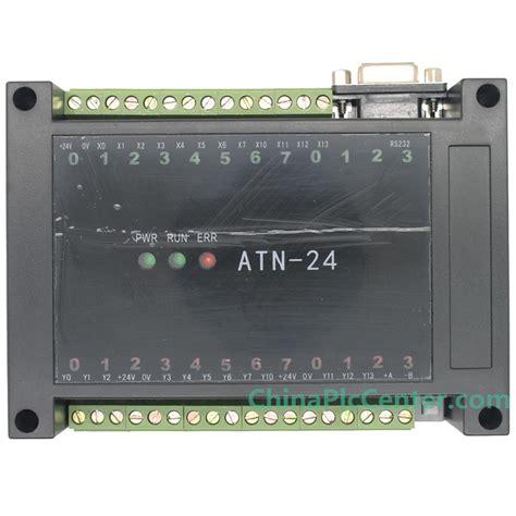 transistor controller support fx3u 24mt 12 input 12 transistors output rs485 plc controller