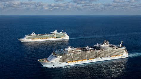 royal caribbeans newest ship royal caribbean purchases new ships powered by lng and