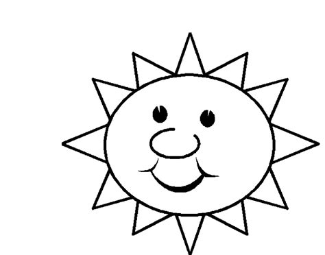 sunny weather colouring pages 590248 coloring pages for