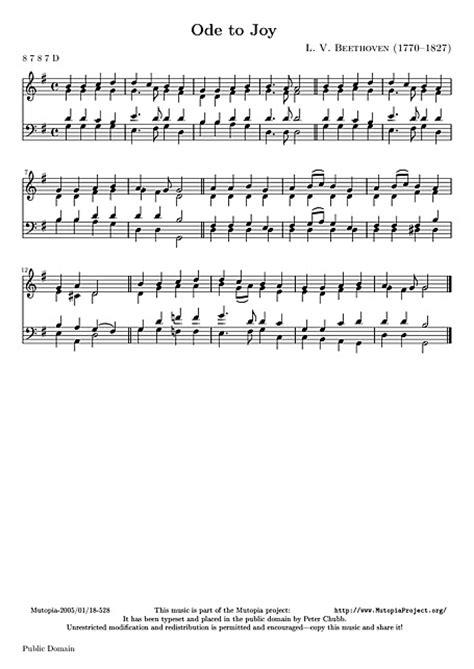 Sinfonia n.º 9 (Symphony No. 9) Hino à Alegria (Ode To Joy