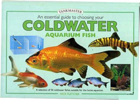 coldwater books books on coldwater temperate fish and fishes in aquaria