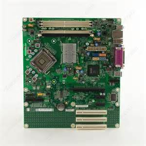 Small Desktop Pc I5 Hp Compaq Socket 775 Motherboard 437354 001 437795 001 For