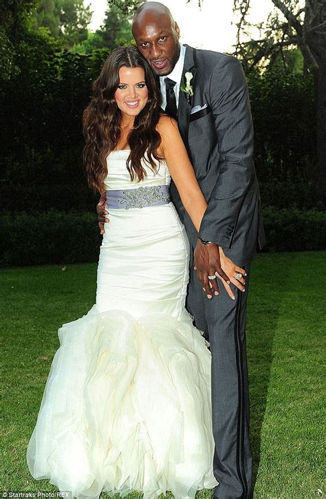 how to get khloe kardashian wedding hair lamar odom s and khloe kardashian s relationship highs and