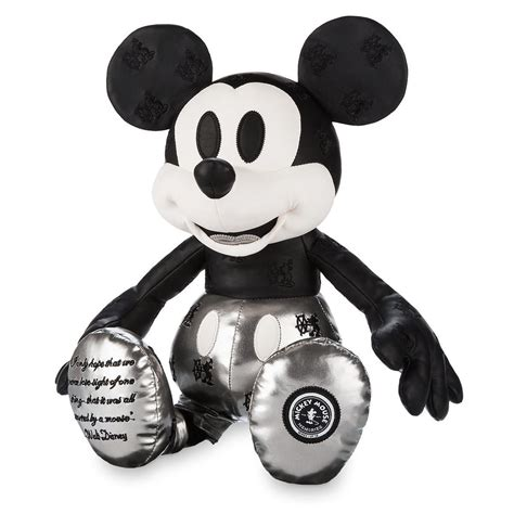 steamboat willie plush mickey mouse memories limited release january plush