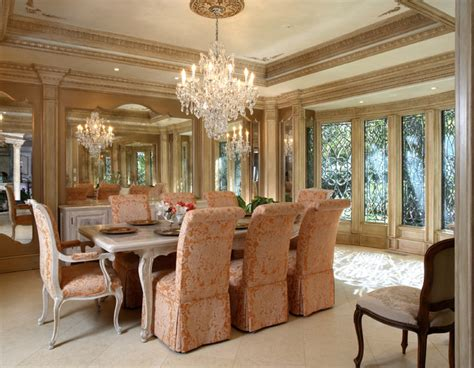 formal french chateau