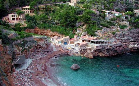 Small House In Spanish by Cala Deia S 243 Ller Mallorca Spotlight