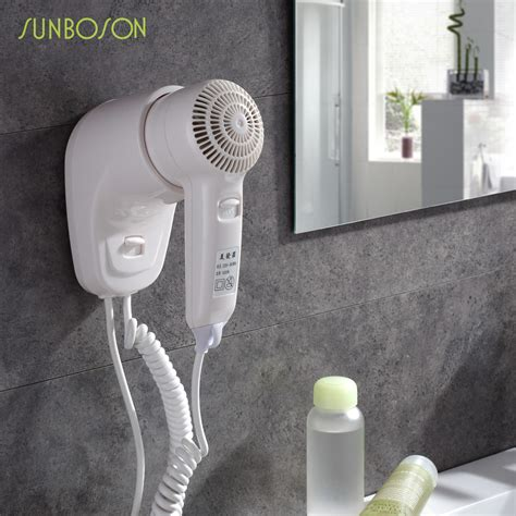 Hair Dryer In Bathtub free shippiing bathroom wall mounted hair dryer wall mounted electric hair dryer in hair dryers