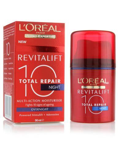 Shoo Total Repair Loreal loreal revitalift total repair 10 moisturiser zando