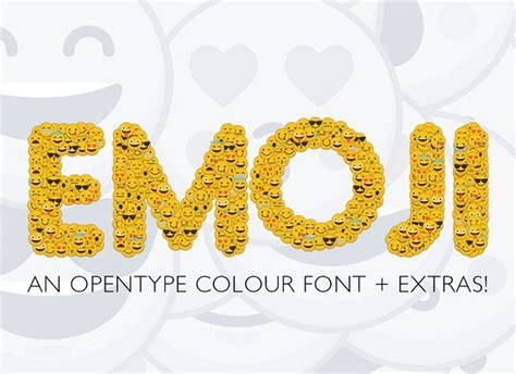emoji font emoji smiley font ifonts xyz