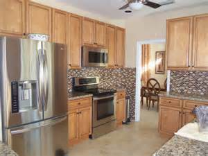 Light Brown Kitchen Cabinets light brown kitchen cabinets sandstone door