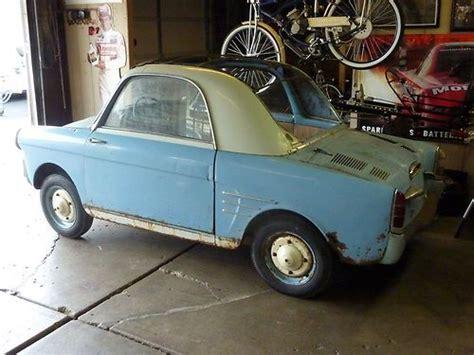 fast fiat 500 purchase used 1959 fiat 500 autobianchi transformabile