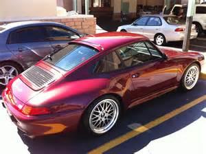 Porsche Forums 1996 993 Porsche C4s Arena Stolen Rennlist