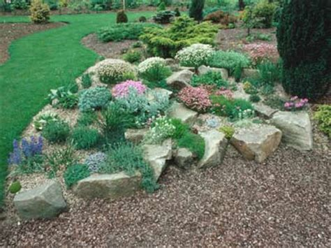 Small Garden Rockery Ideas Design Great Landscaping Rock Gardens Ideas