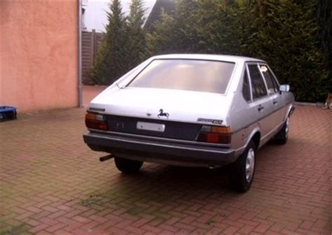 volkswagen hatchback 1980 volkswagen passat hatchback 1980 1981 reviews technical