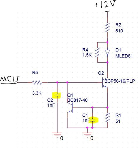 adding a capacitor in parallel with the emitter resistor of a common emitter lifier would capacitor in parallel with transistor 28 images 3 transistor wave radio 2 capacitors in