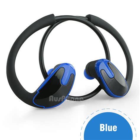 wireless bluetooth headset sport stereo headphone earphone for iphone xs samsung ebay